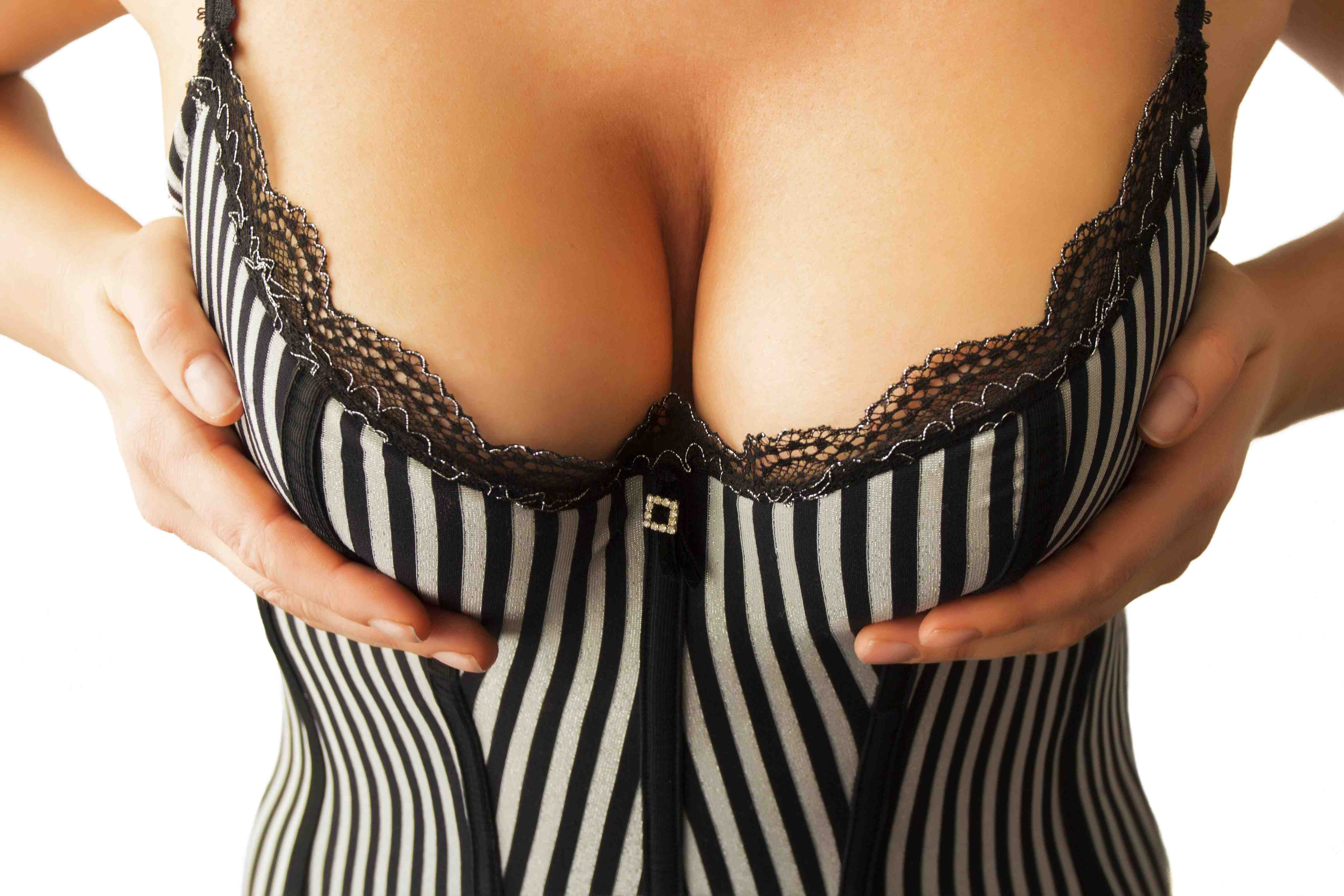 with why breast are men fascinated