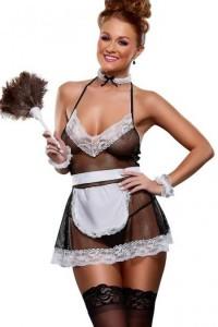 Lingerie maid