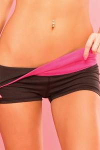 Lingerie shorts