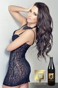 vagina-beer-advert-model