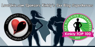 Kinkly Sex Blogger Superherors