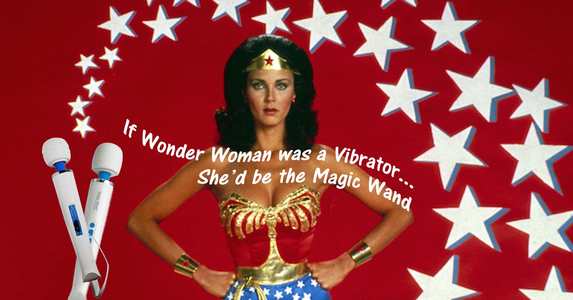 wand vibrator Wonder