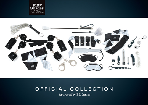 Fifty shades of greay pleasure collection sex toys review