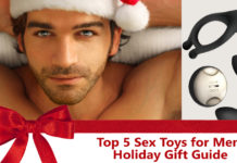 Top 5 Sex Toys for Men Holiday Gift Guide
