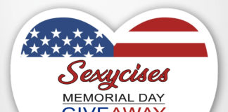 Sexycises Memorial Day Giveaway